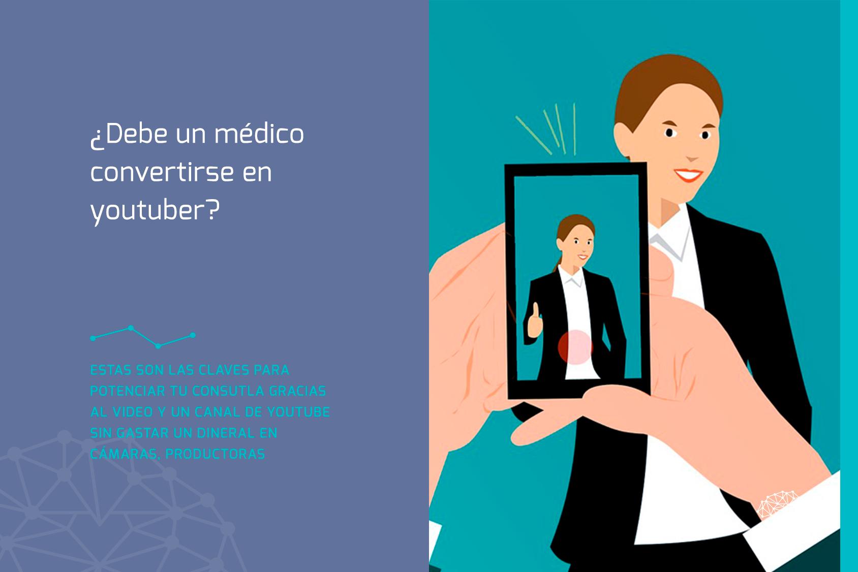 medico youtuber