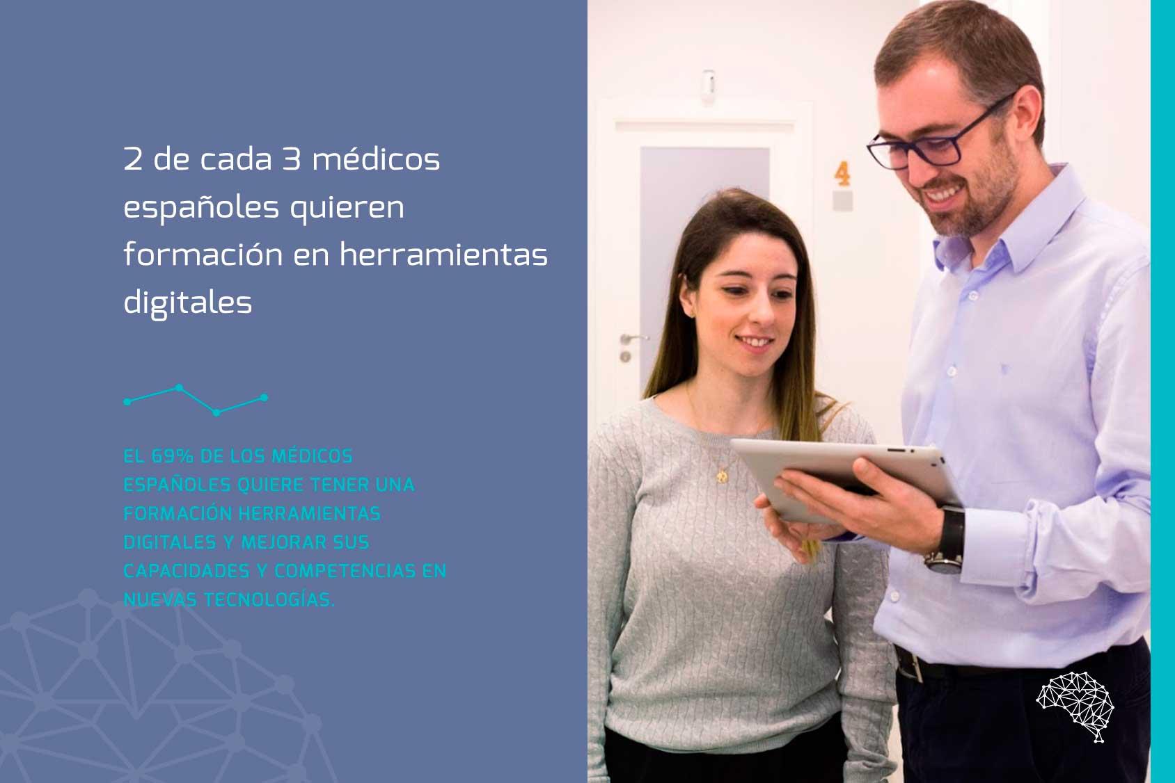 Médicos utilizan nuevas tecnologías