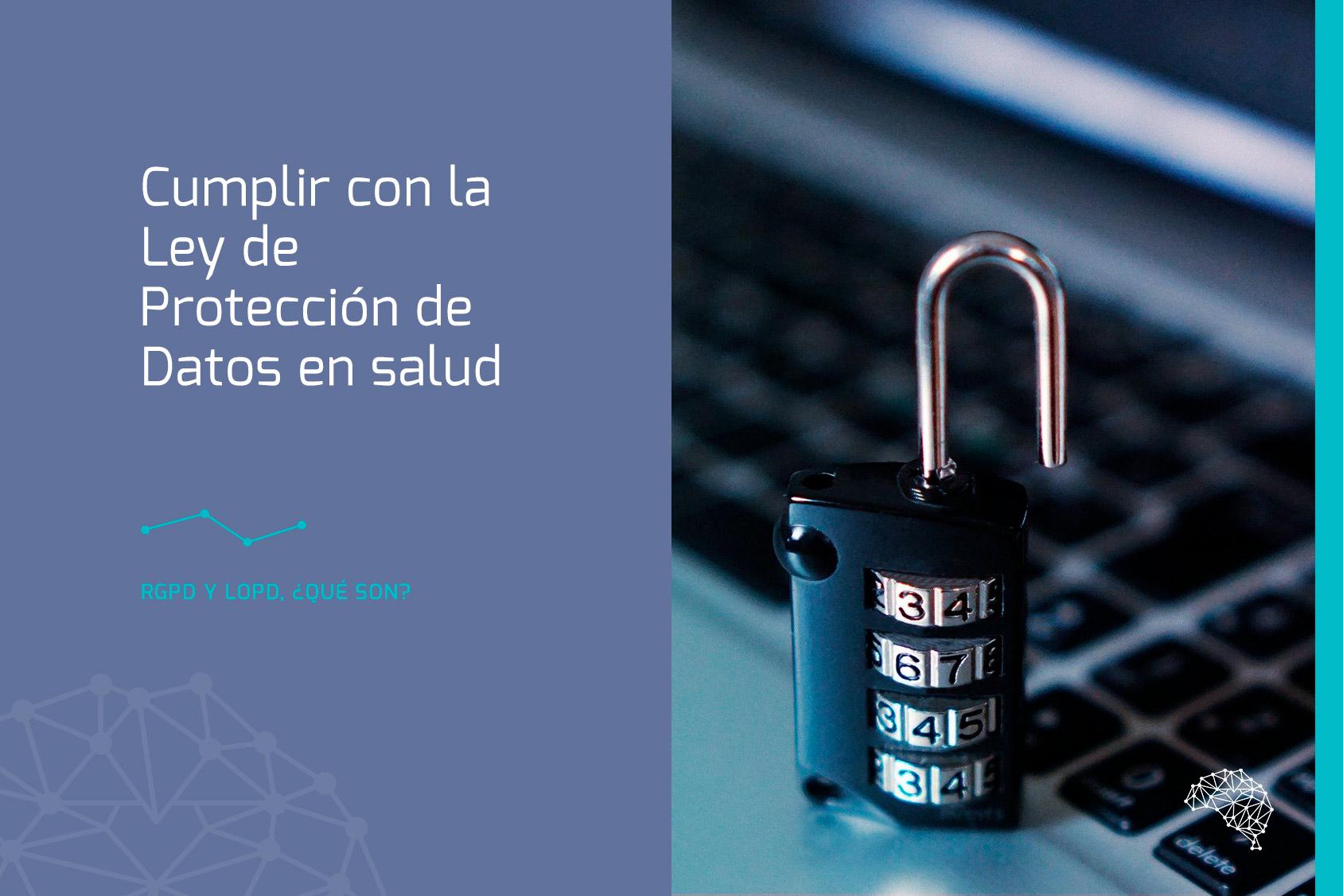 proteccion datos salud